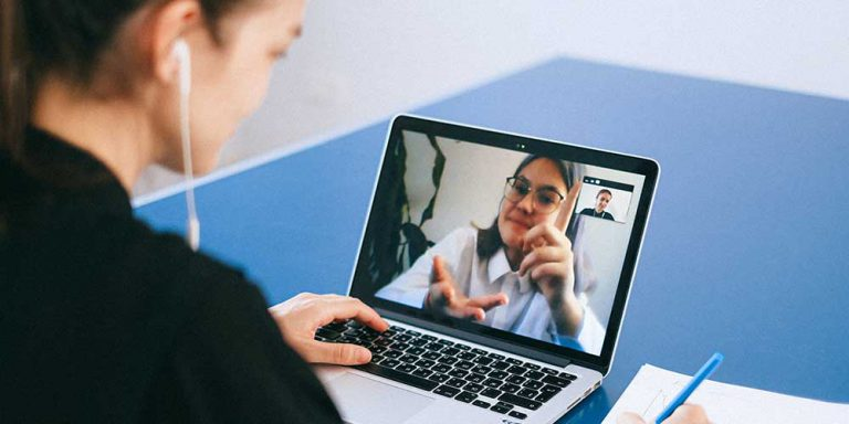 Why 'video on' is vital for inclusion