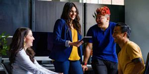 Why small talk is a big deal in the hybrid workplace